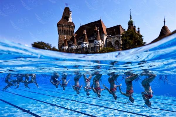 2 Budapest World Swimming