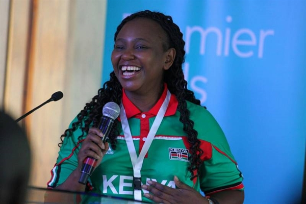 xRadull is convinced that sports people are not appreciated enough in Kenya