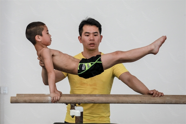 C Young Gymnasts