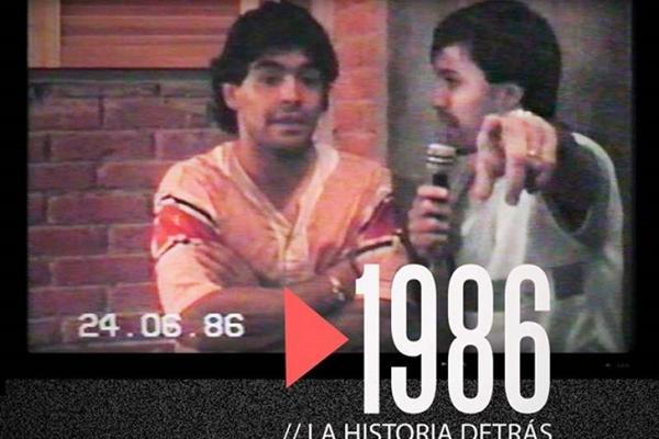 One of the documentaries of Koala Contenidos: Argentina 1986.