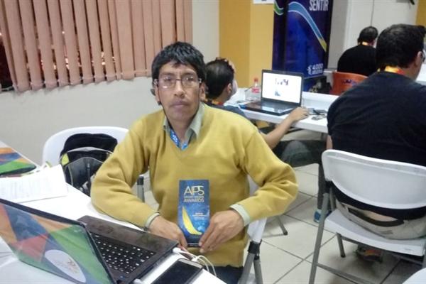 Edilson Ballesteros - Periodista colombiano